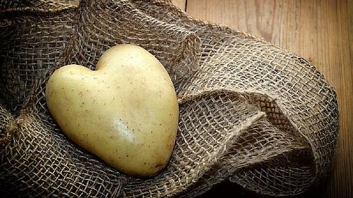 Resistente Stärke Kartoffeln